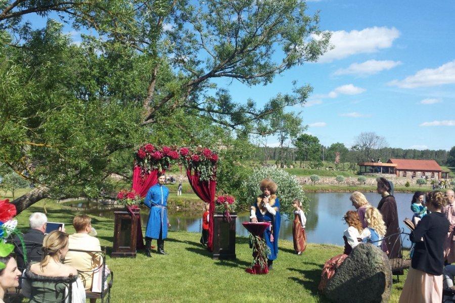 Le mariage traditionnel biélorusse, Minsk (© Maryna LOGVYNENKO))