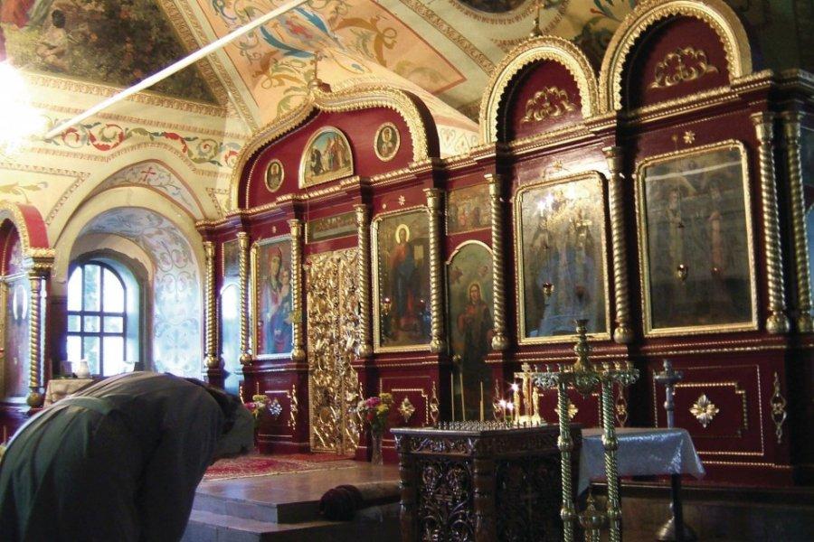 Le Monastère Znamenski (© Stéphan SZEREMETA))
