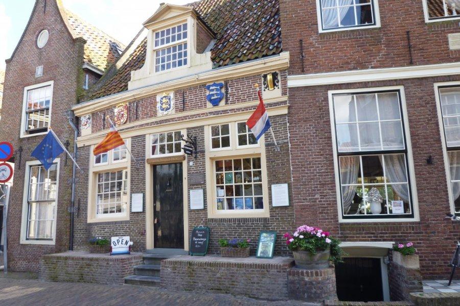 Le Flessenscheep jesmuseum. (© OFFICE DU TOURISME (VVV)))