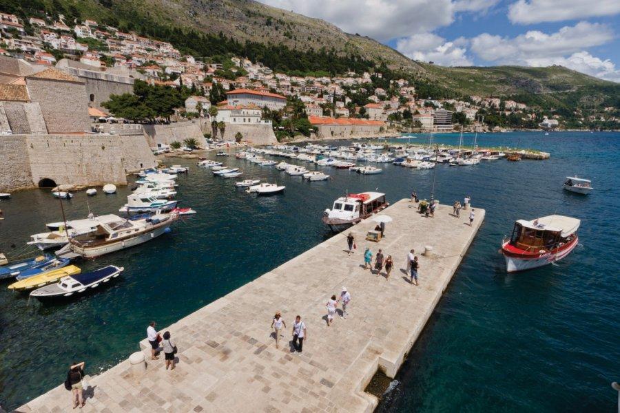 Le vieux port. (© Lawrence BANAHAN - Author's Image))