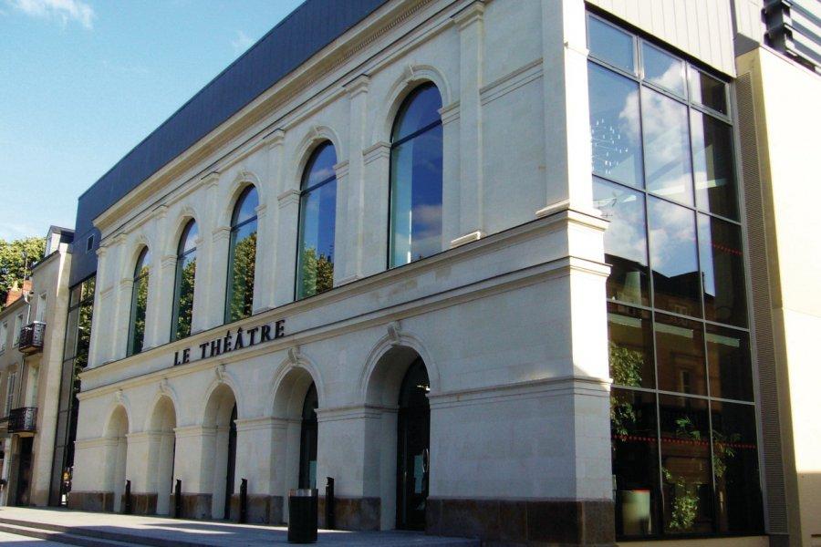 Le théâtre de Laval (© Office de Tourisme du Pays de Laval))