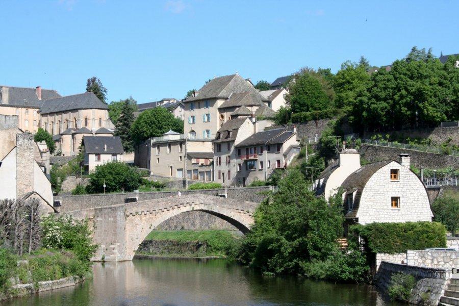 Le pont de Notre-Dame, à Mende. (© Point2vue - Fotolia))