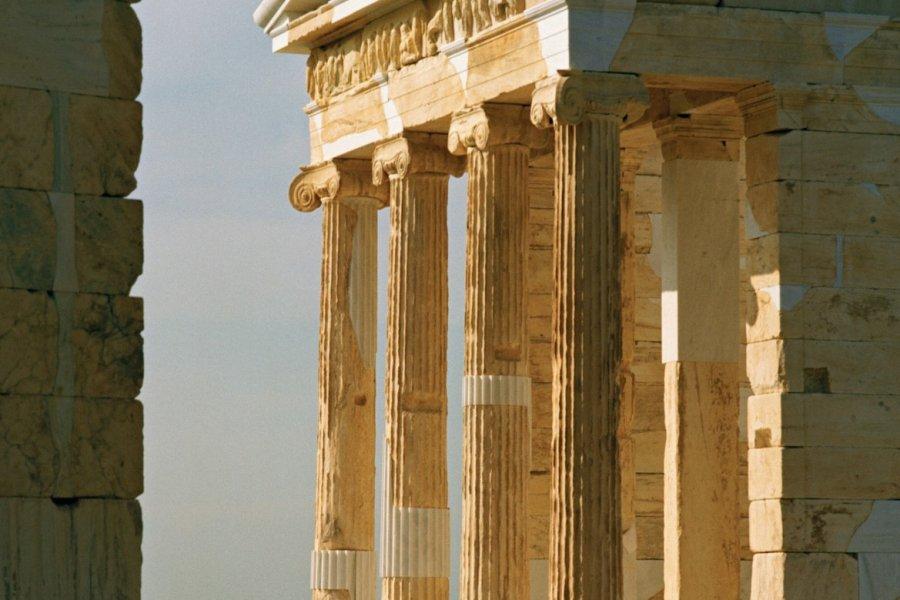 Temple d'Athéna Nike. (© Johanna Huber))