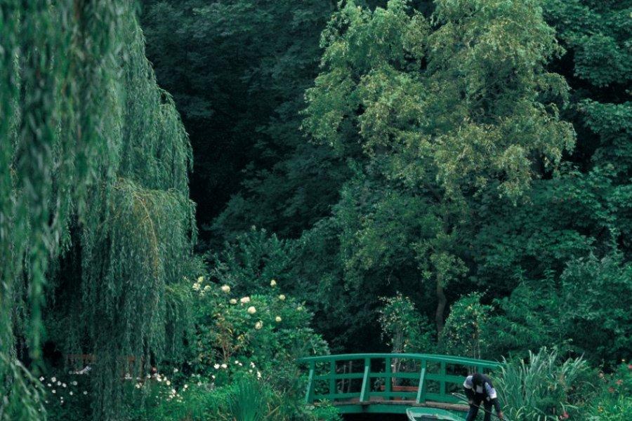 Les jardins de Claude Monet - Giverny (© Arthur LEROY - Iconotec))