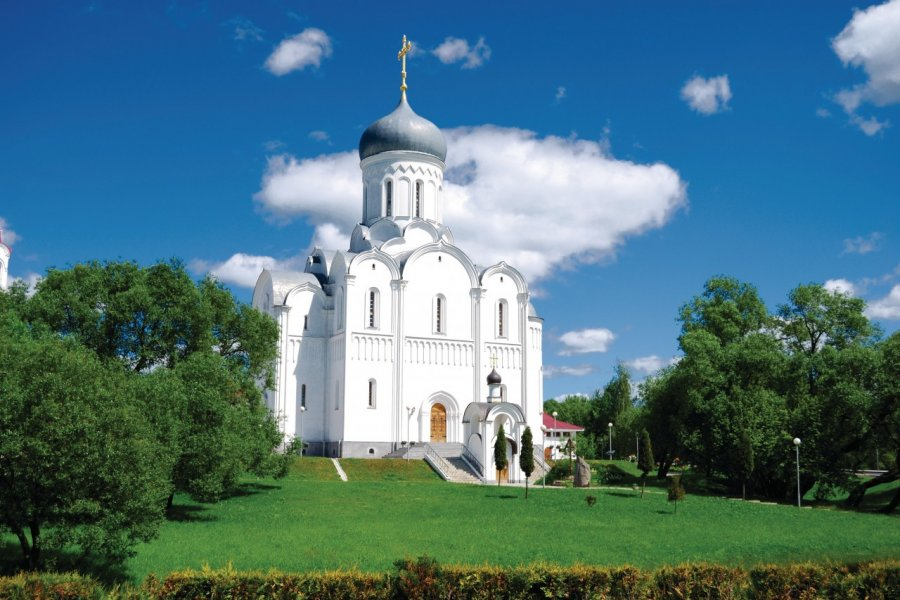 Église de Pokrov de l'Avenue des vainqueurs à Minsk. (© Ikindi - Fotolia))
