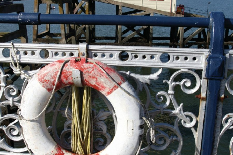 Le port de Swansea (© iStockphoto.com/roomauction))