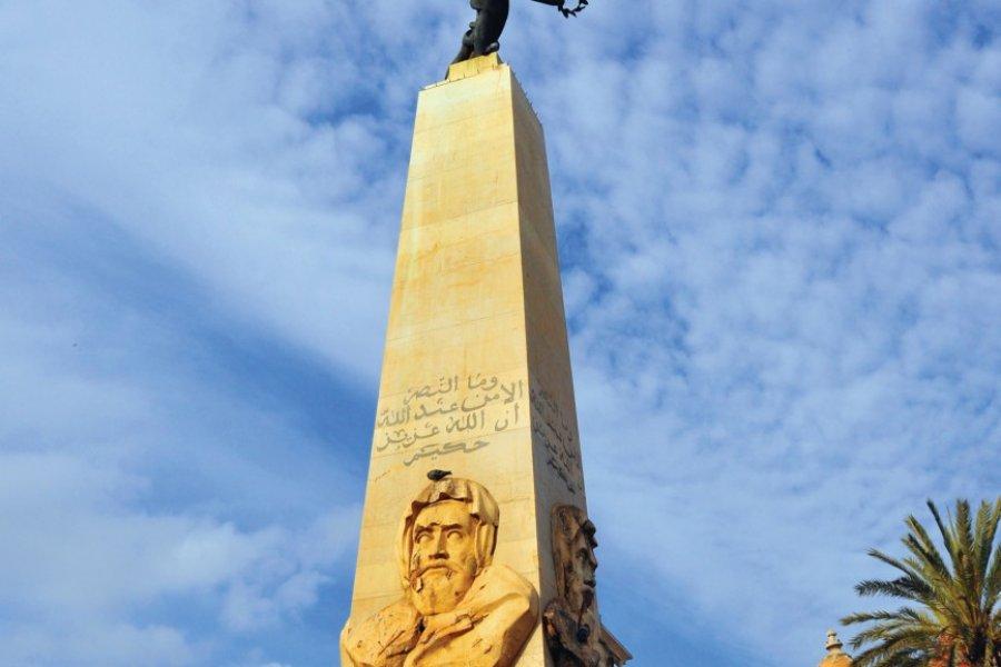 Monument de Sidi Brahim à Oran. (© Mtcurado - iStockphoto))