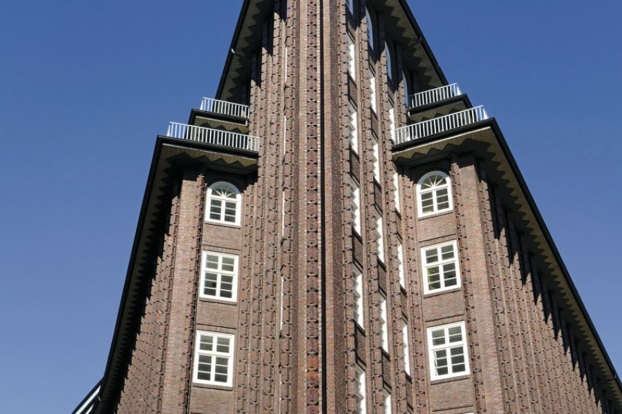 Chilehaus. (© kameraauge - Fotolia))