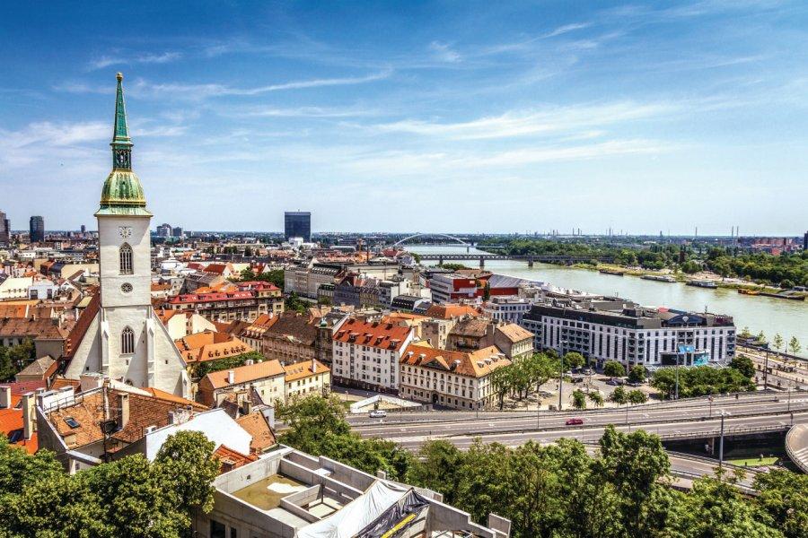 Vue sur Bratislava. (© QQ7))