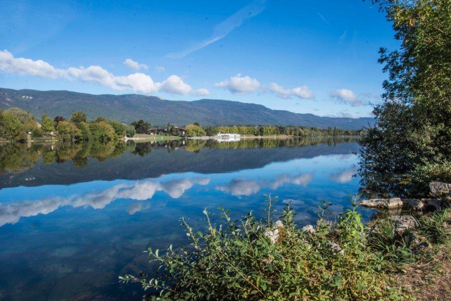 Le lac de Divonne. (© Anatoli Laptev - Shutterstock.com))