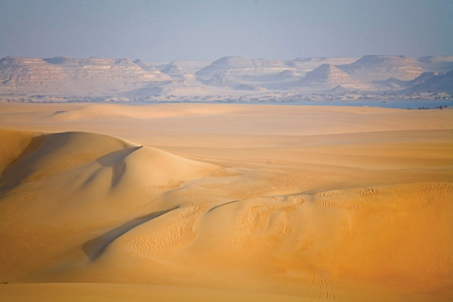 La grande mer de sable. (© Sylvain GRANDADAM))
