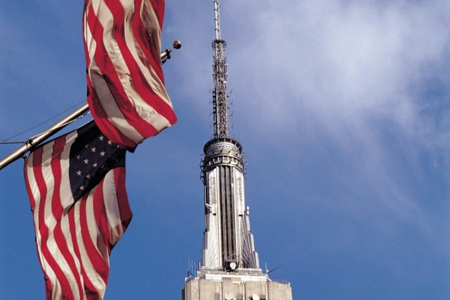 L'Empire State Building. (© Tom Pepeira - Iconotec))