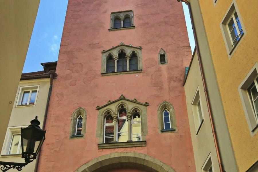Balade dans la vieille ville de Regensburg. (© fotoping - stock.adobe.stock))