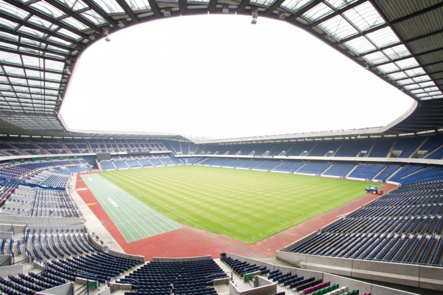 Murrayfield. (© Lawrence BANAHAN - Author's Image))