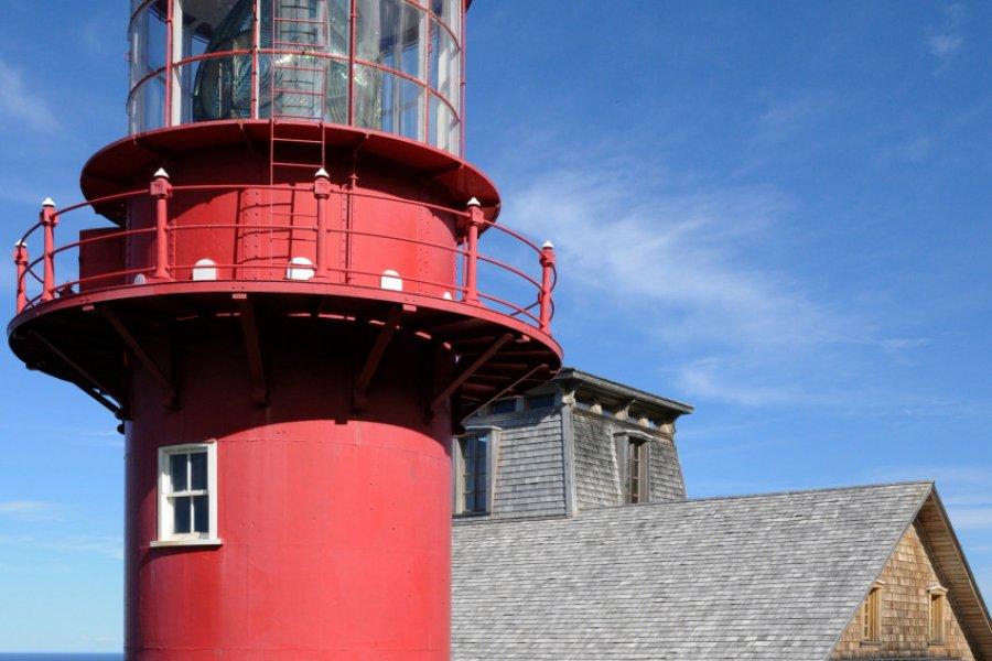 Site historique de Pointe-à-la-Renommée. (© PackShot - Fotolia))