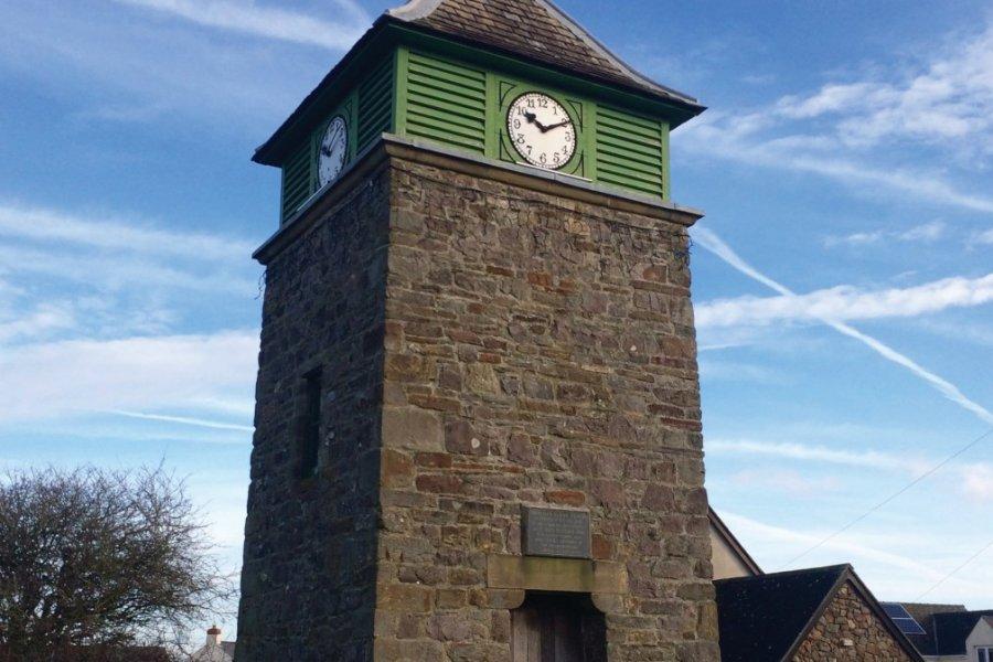 Clock Tower de Marloes. (© Muriel PARENT))