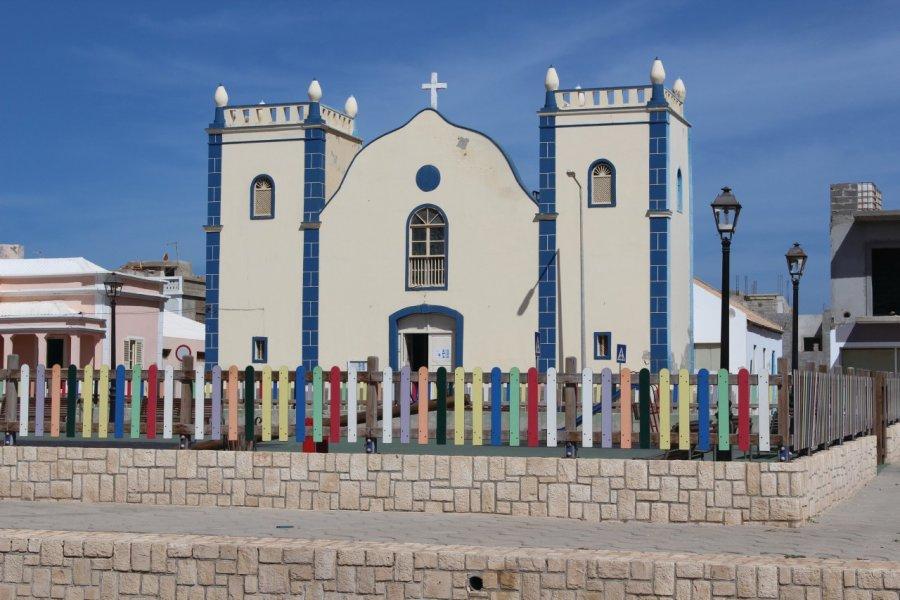 Cathédrale de Sal Rei (© Abdesslam Benzitouni))