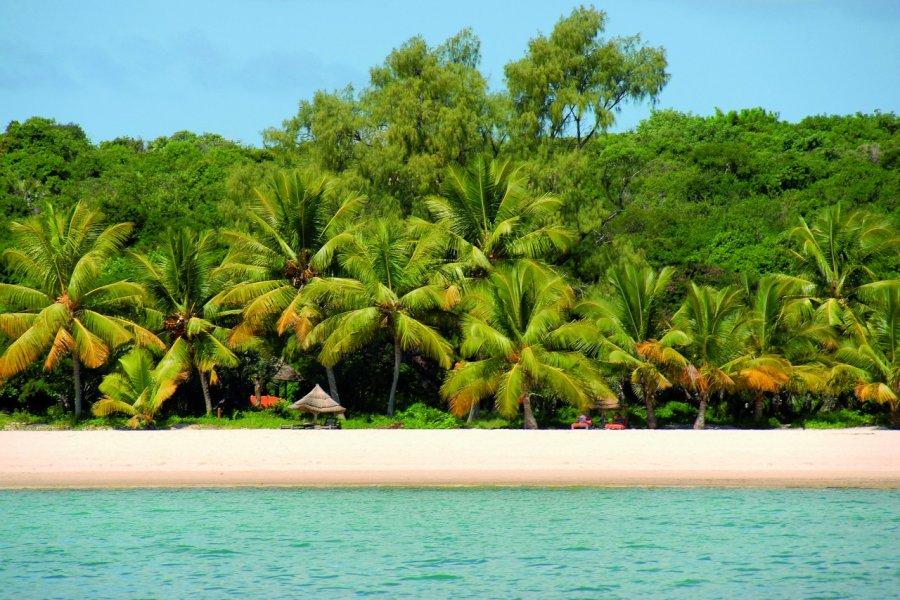 Île de Benguerra. (© Pbi - Fotolia))