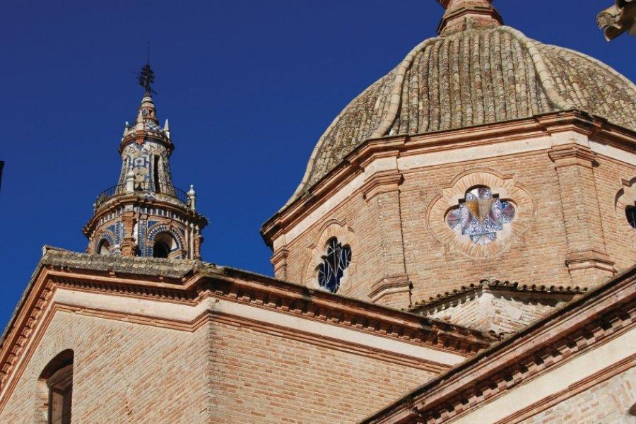Eglise Santa Maria d'Ecija. (© CaronB - iStockphoto))