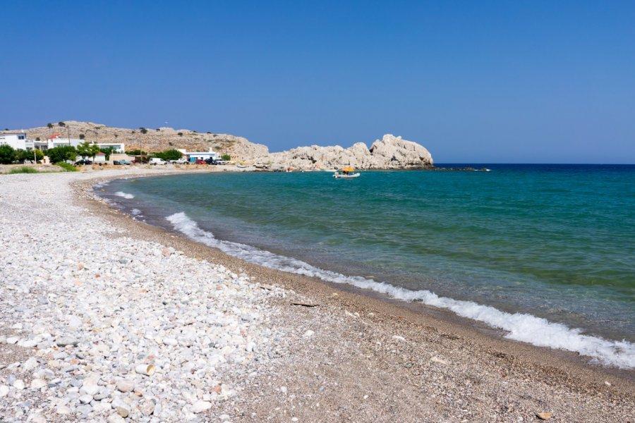La plage d'Haraki. (© ian woolcock - Shutterstock.com))