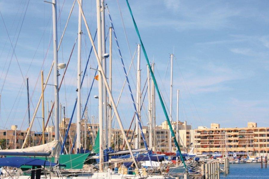 Le port du Barcarès (© Brunoh - Fotolia))