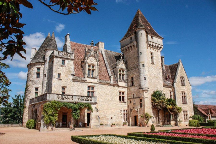Château des Milandes. (© jbarchietto - Shutterstock.com))