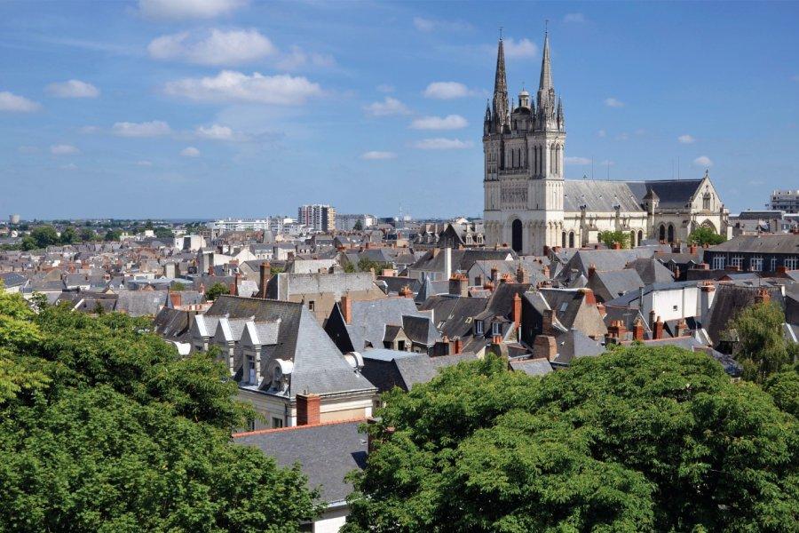 Cathédrale Saint-Maurice d'Angers. (© Musat - iStockphoto))