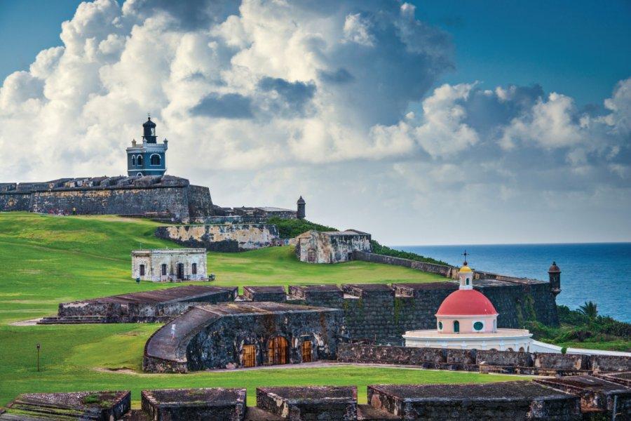 Fort San Felipe Del Morro, San Juan. (© Sean Pavone - iStockphoto))