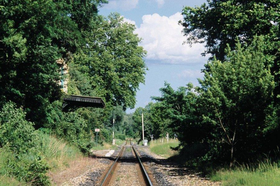 Chemin de fer (© Irène ALASTRUEY - Author's Image))