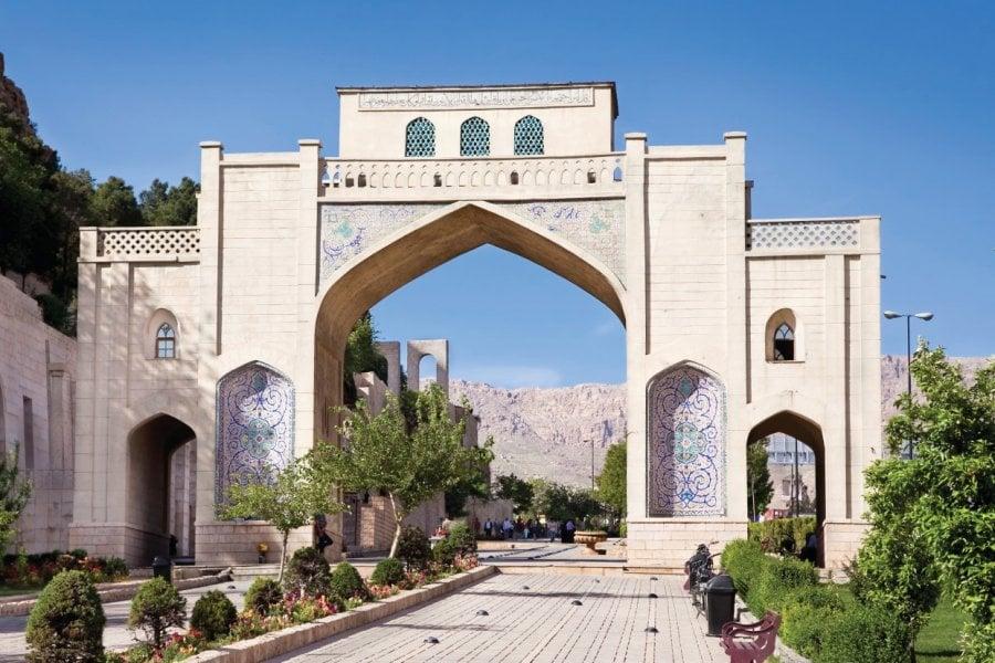 Porte du Coran, Chiraz. (© Master2 - iStockphoto))