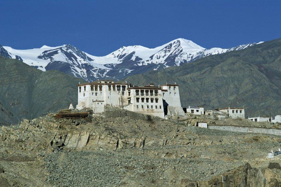 Monastère du Ladakh. (© Eric Martin - Iconotec))