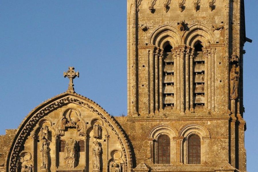 Basilique Sainte-Marie-Madeleine de Vézelay (© JEAN-JACQUES CORDIER - FOTOLIA))