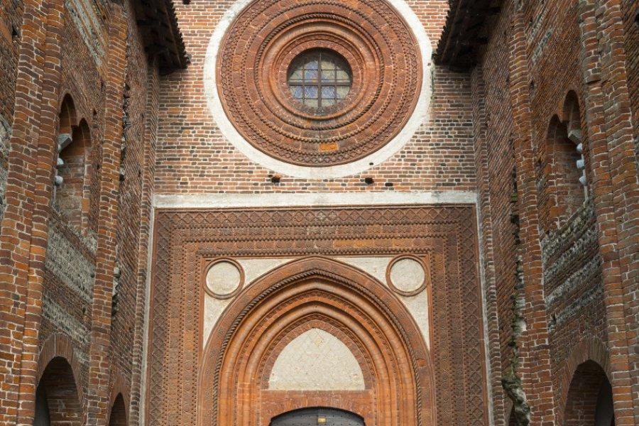 Abbaye de San Nazzaro Sesia. (© Claudio Giovanni Colombo - Shutterstock.com))