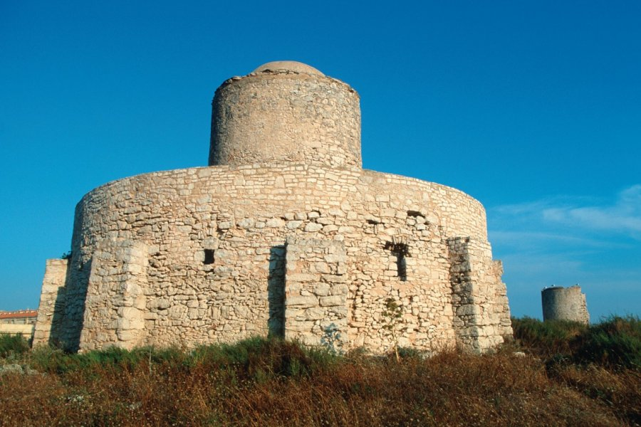 La citadelle de Bonifacio (© Cyril Bana - Author's Image))