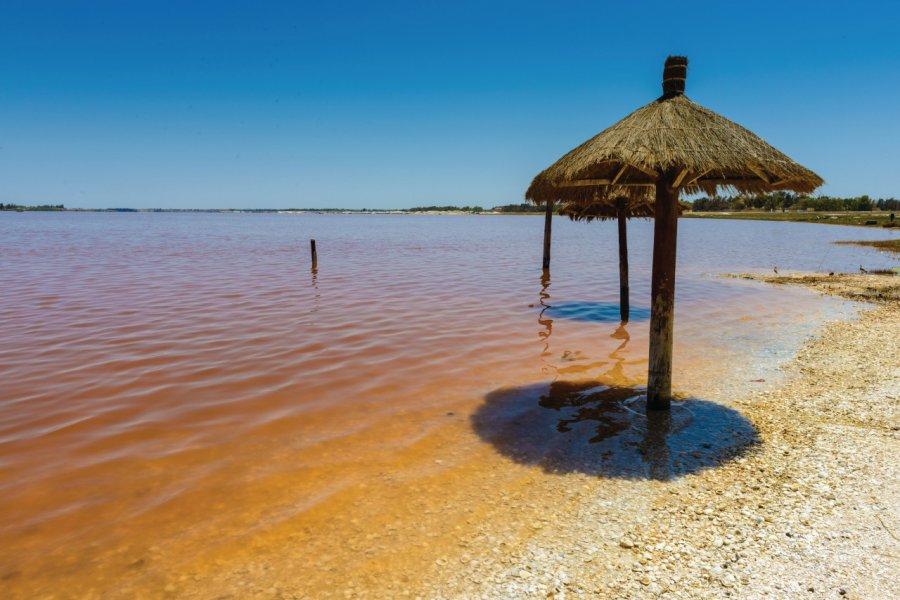 Le lac rose. (© Siempreverde22))