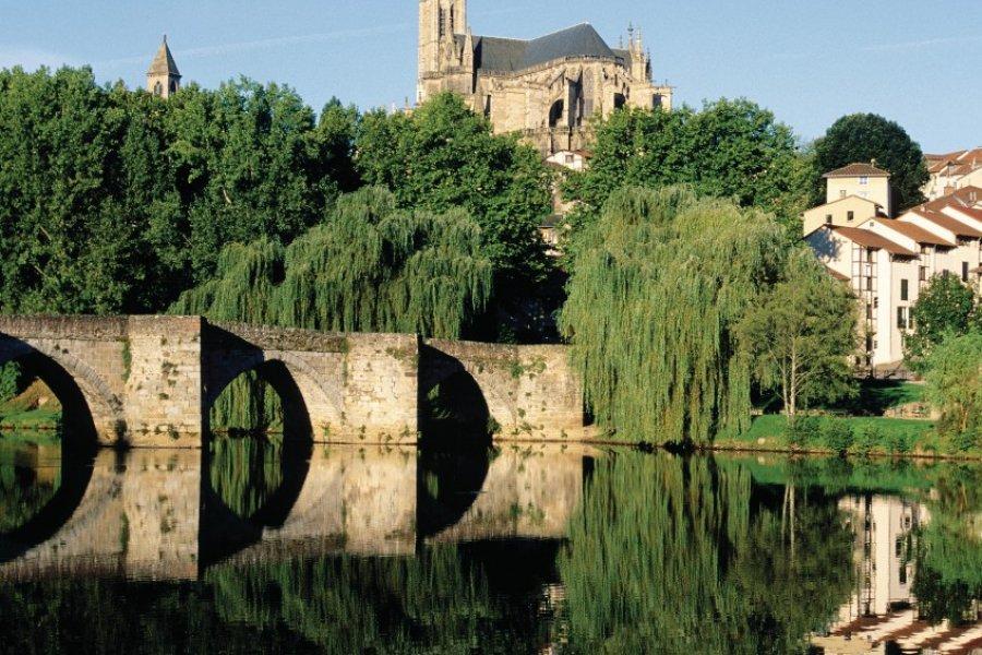 La cathédrale et le pont Saint-Etienne (© Florent RECLUS - Author's Image))
