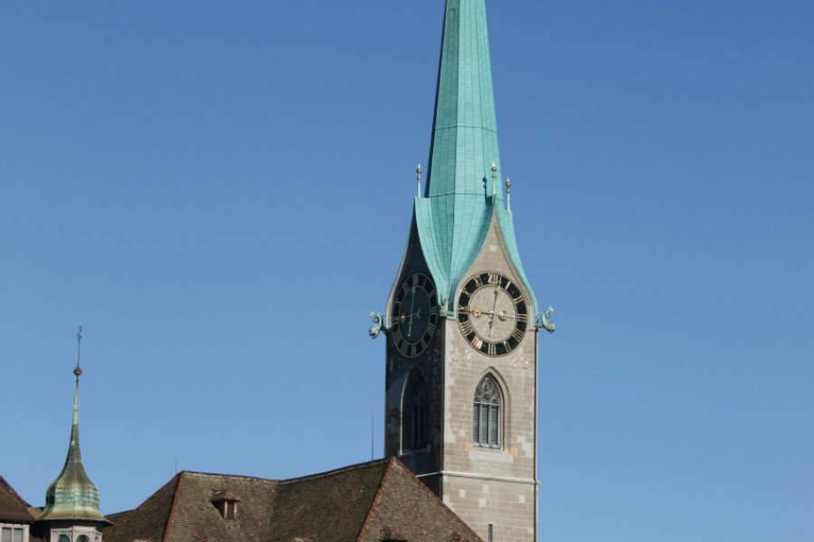 Abbaye Fraumünster. (© Tupungato - Fotolia))