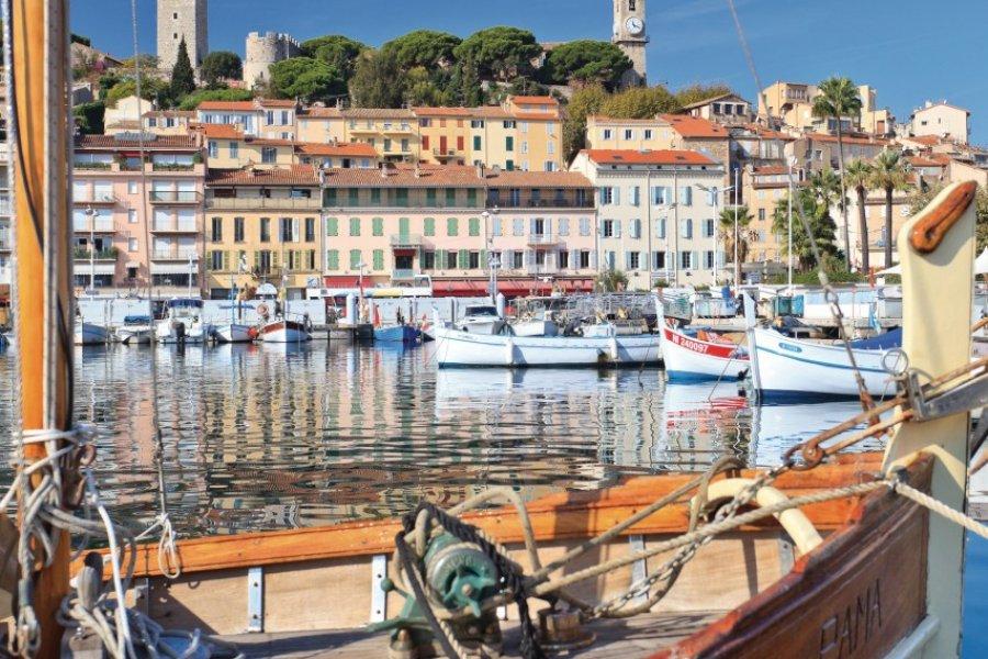 Le quartier du Suquet (© Palais des Festivals et des Congrès de Cannes - Fabre))