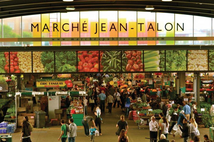Marché Jean-Talon. (© Tourisme Montréal))