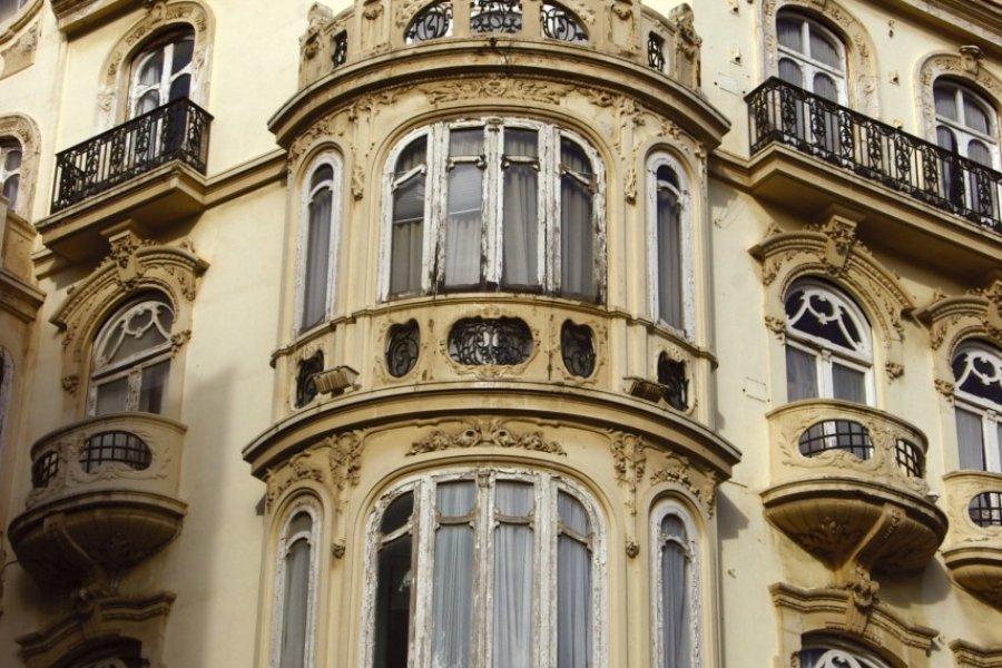 Centre historique de Málaga. (© Stéphan SZEREMETA))