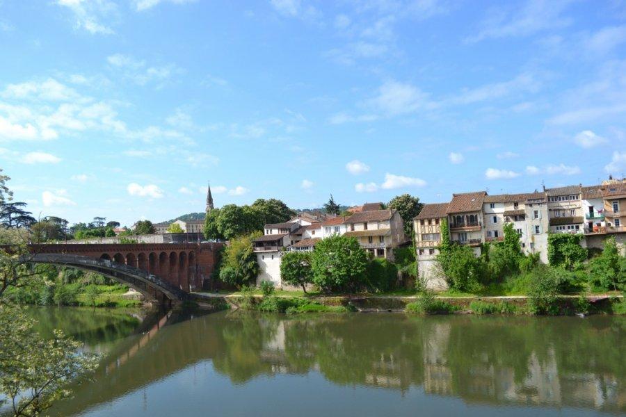 Villeneuve-sur-Lot. (© CDT47))