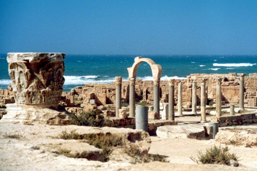 Temple de Serapis. (© mtcurado))