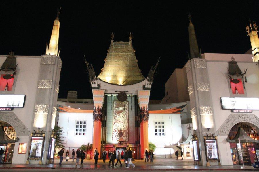 TLC Chinese Theatre sur Hollywood Boulevard. (© Stéphan SZEREMETA))