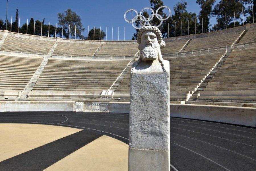 Stade de marbre. (© Panos - Fotolia))