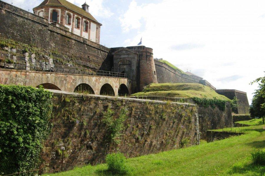 Citadelle de Bitche. (© L. Sertelet / CRT Lorraine))