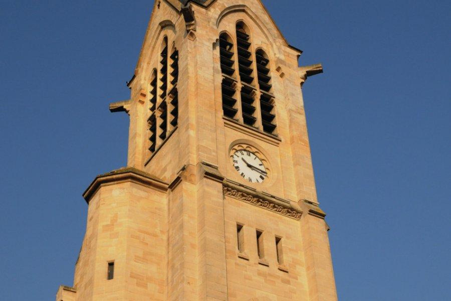 L'église Saint-Pierre-Saint-Paul des Mureaux (© PackShot - Fotolia))