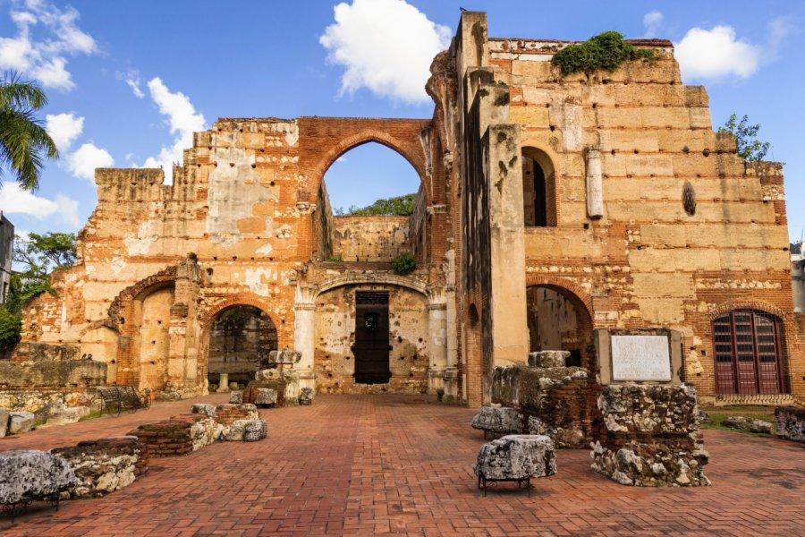 Ruines de l'hôpital San Nicolas de Bari. (© saaton - Shutterstock.com))