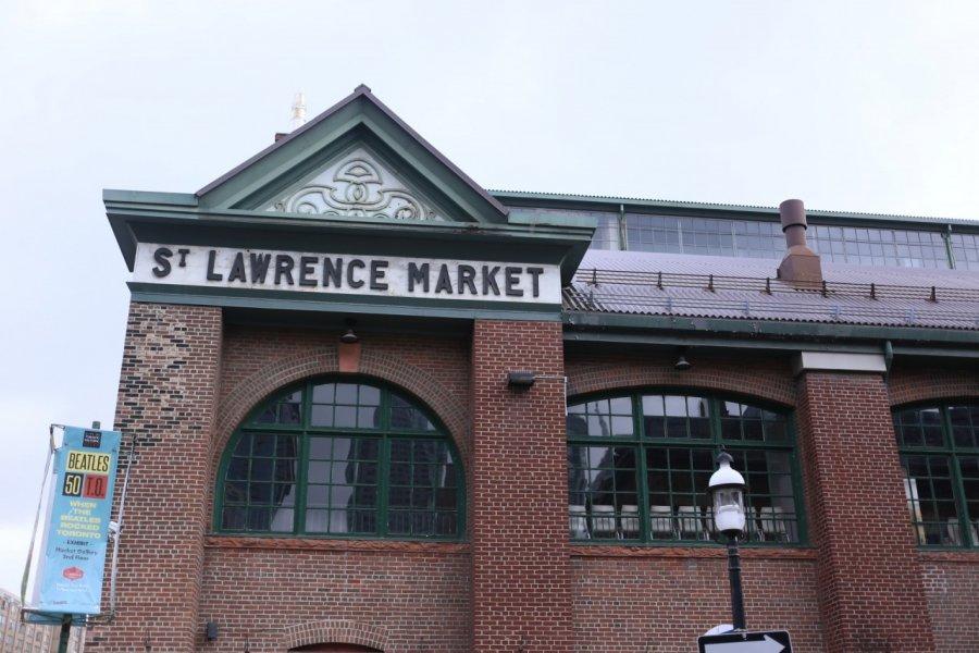 St. Lawrence Market. (© Justine HARBONNIER))