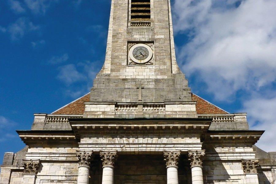 L'église Saint-Pierre (© Alexi TAUZIN - Fotolia))