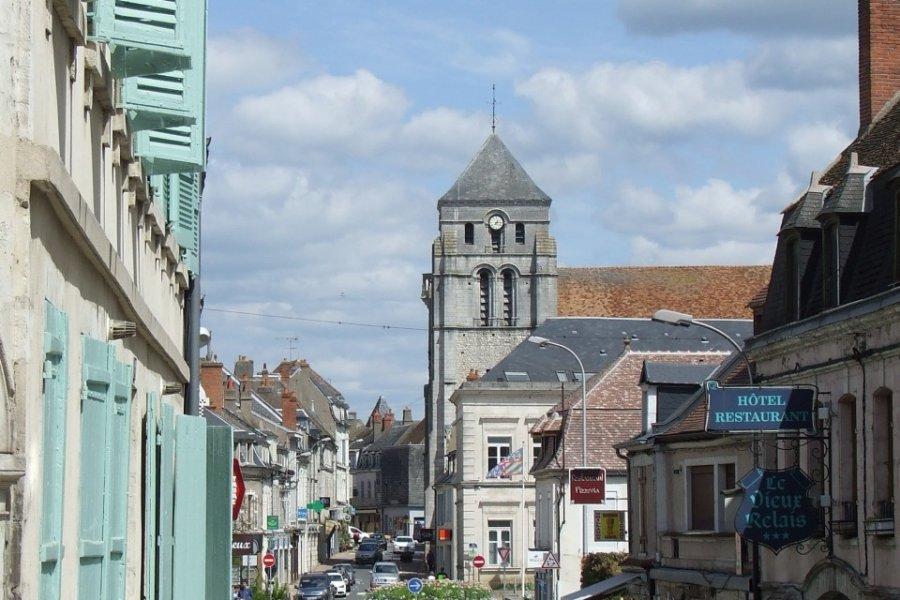 L'église Saint-Jacques. (© Laëtitia STEIMETZ))